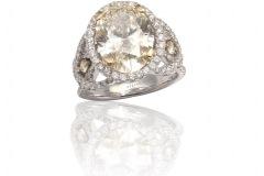 18K  Diamond Ring by Steven Zale