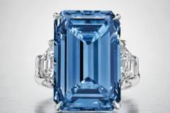 The Oppenheimer 14.62 ct Blue Diamond