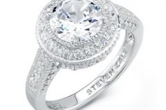 Engagement Ring by Steven Zale