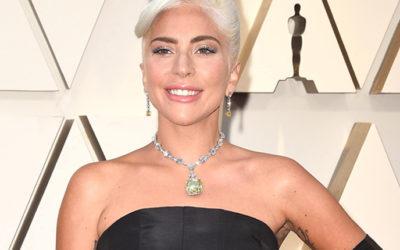 The Most Glamorous Oscar Jewels, Lady Gaga