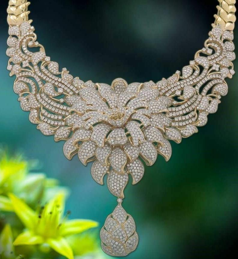 Diamond Masterpiece Necklace (2)