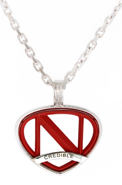 Nick Cannon N credible Necklace by SJ Zale