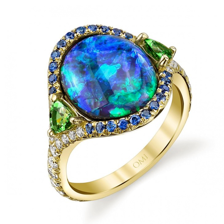 Opal OMI Design Ring