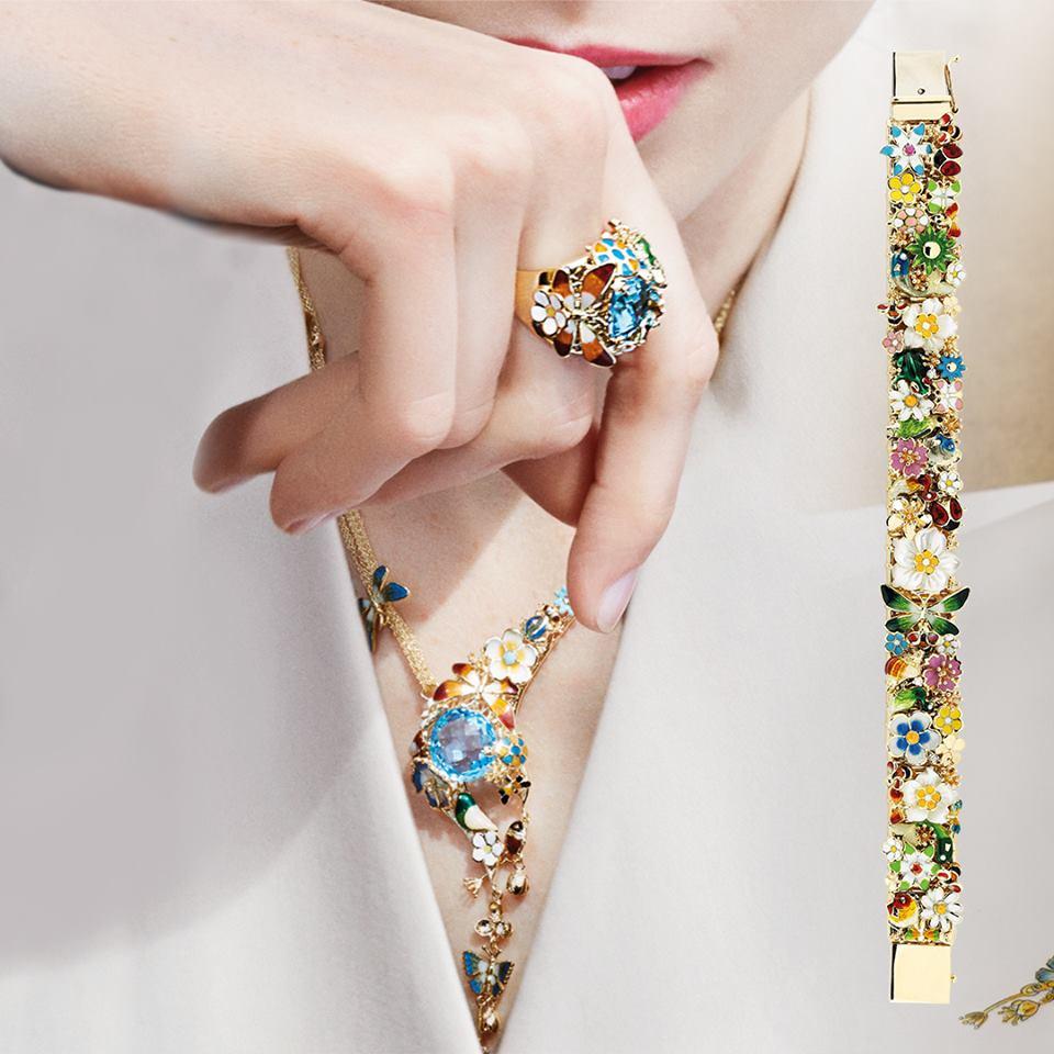 Unique RIng, Bracelet, & Necklace Design by Roberto Bravo