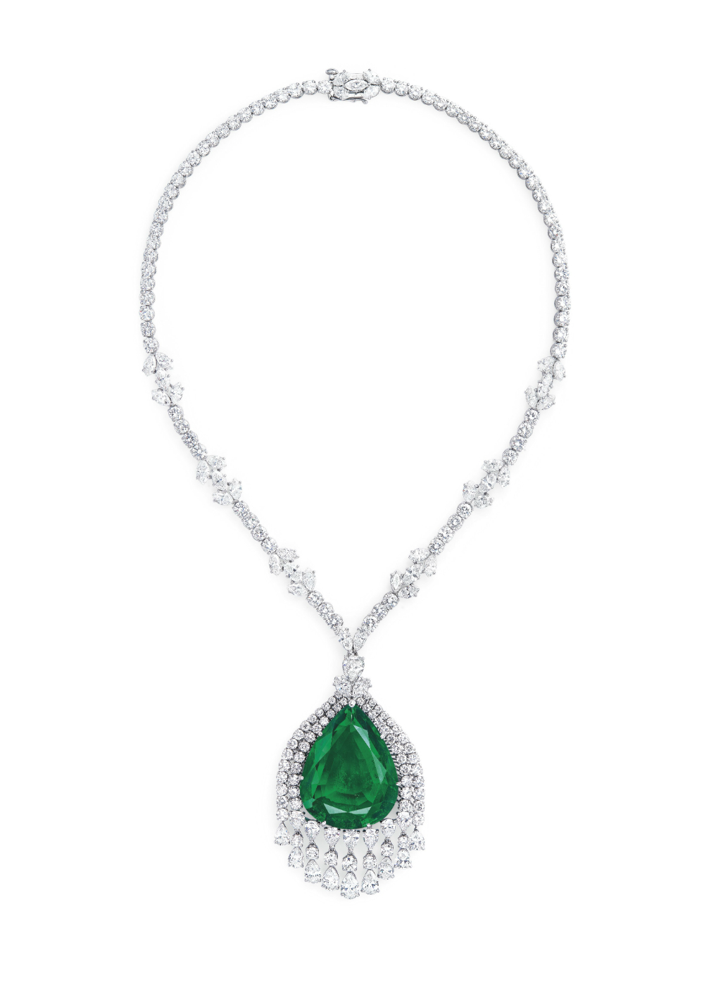 Russian Empress Catherine the Great Necklace