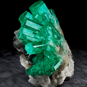 Extremely Rare Natural Emeralds