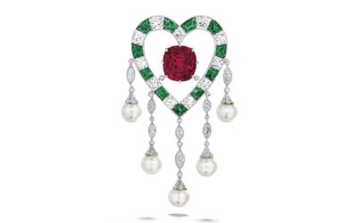 Christie's Dec. 11th, 2019 Magnificent Jewels Sale