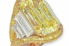 DM-Design-Yellow Diamond Ring