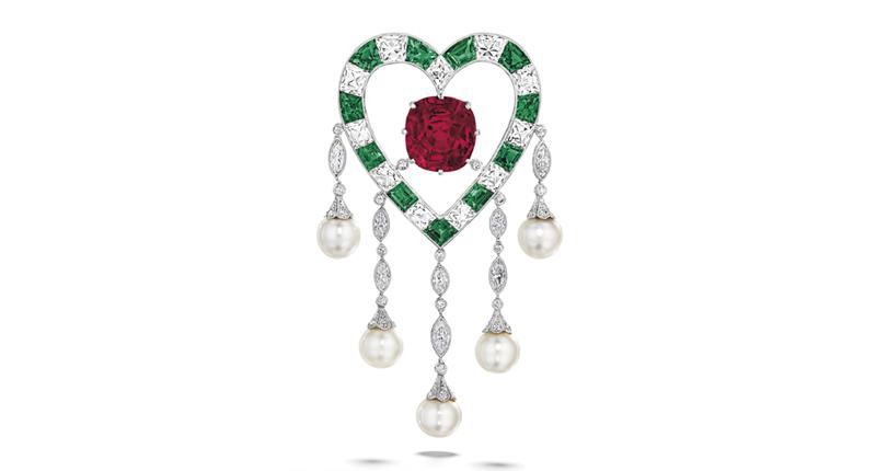 Christie's Dec. 11th, 2019 Magnificent Jewels Sale
