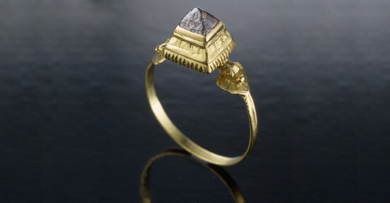 The Origin of Wedding Rings