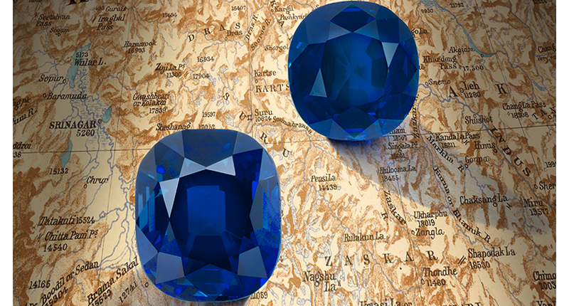 Kashmir sapphires led the Bonhams New York Jewels auction