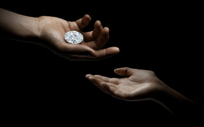 Sotheby's Hong Kong to Auction a 102 Carat Flawless Oval Diamond